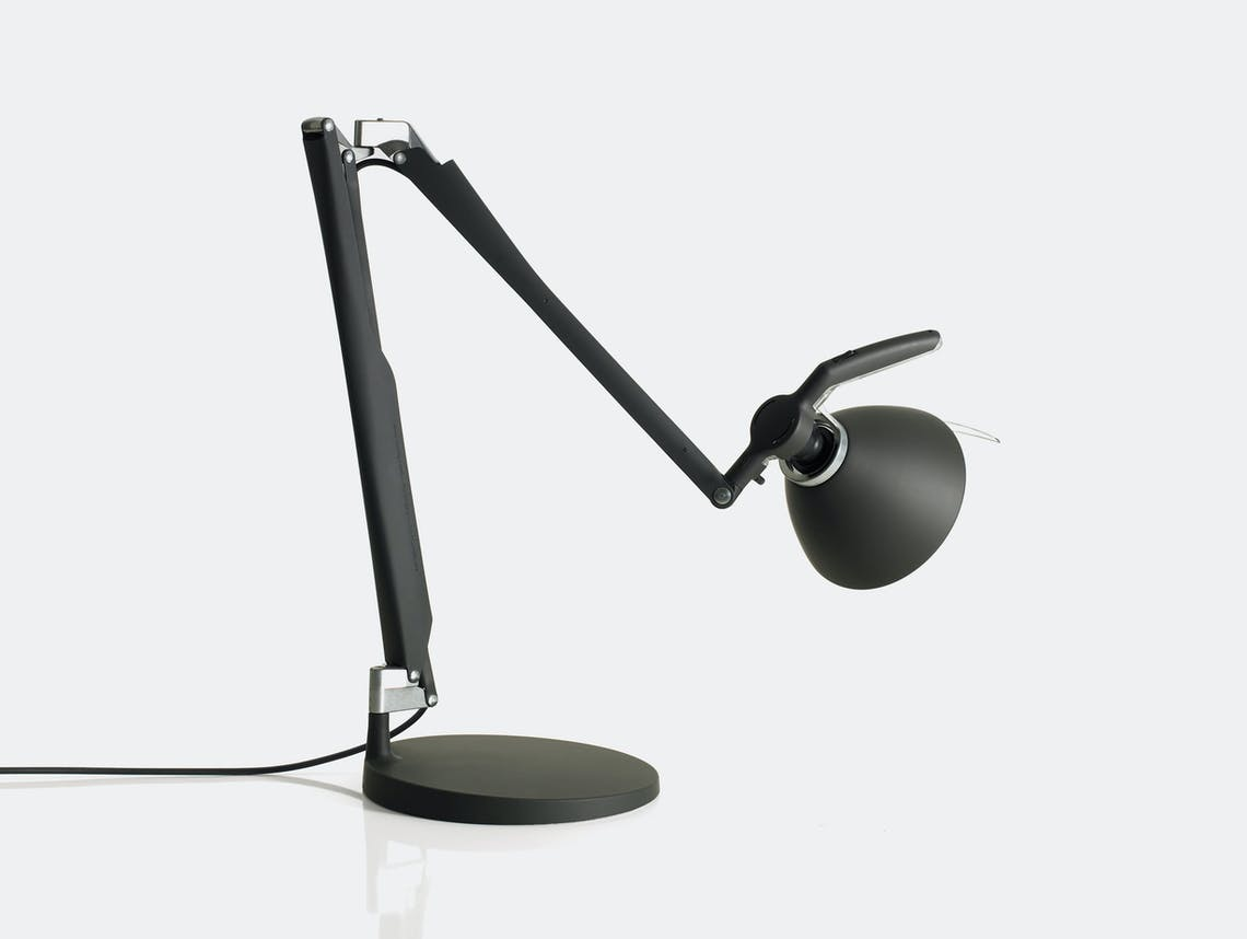 Luceplan Fortebraccio Table Lamp