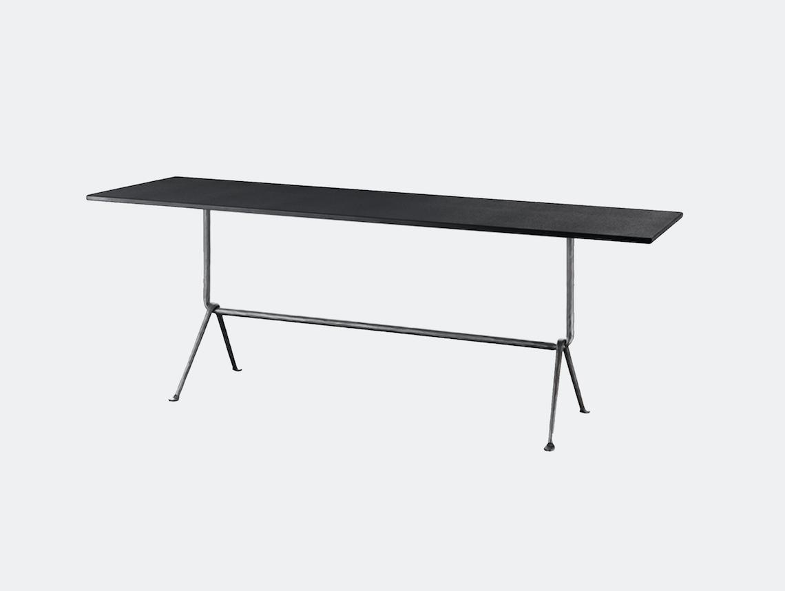 Magis Officina Table Black