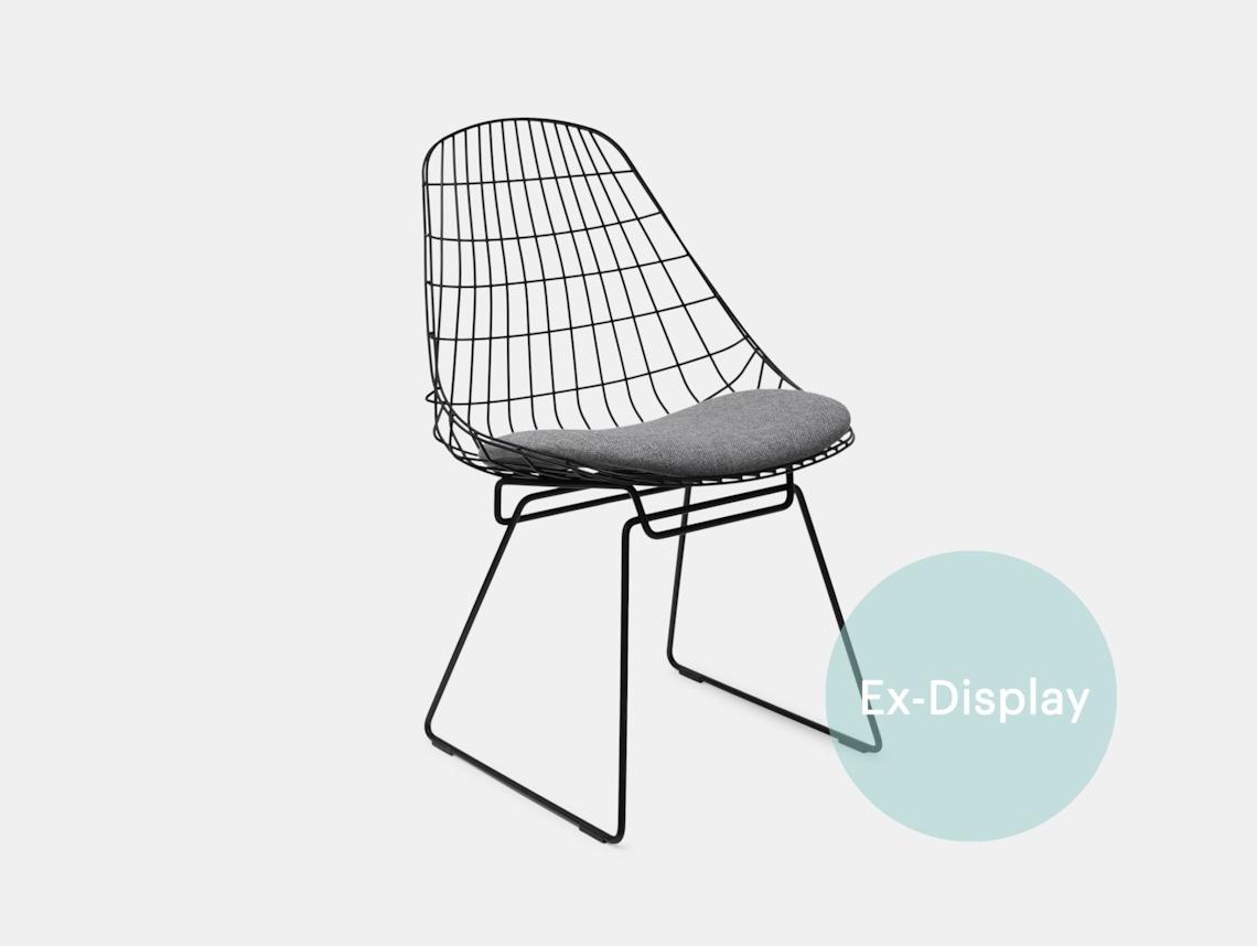 Pastoe Sm05 Chair Black Ex Display