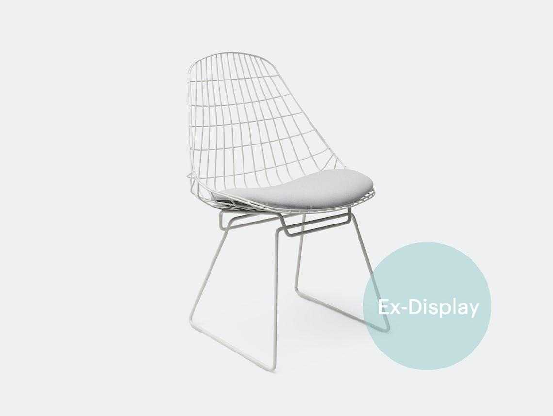 Pastoe Sm05 Chair White Ex Display