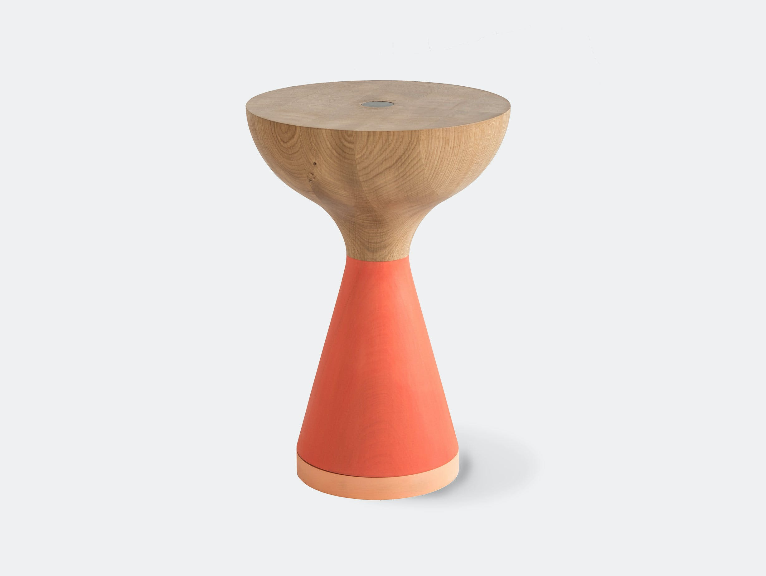 Pinch Float Table Coral Peach