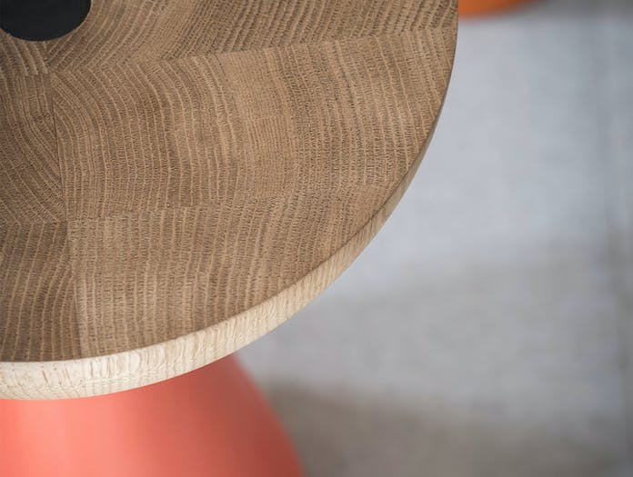 Pinch Float Table Detail