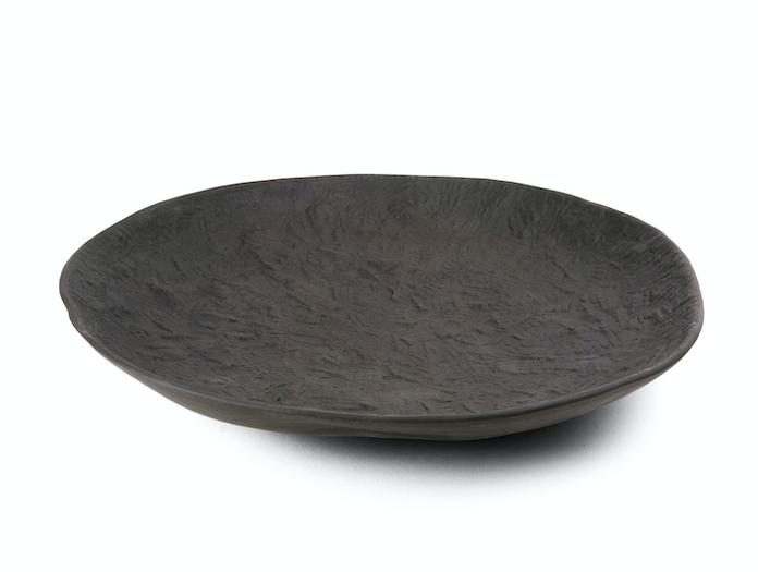 1882 Ltd Crockery Black Platter wb large Max Lamb