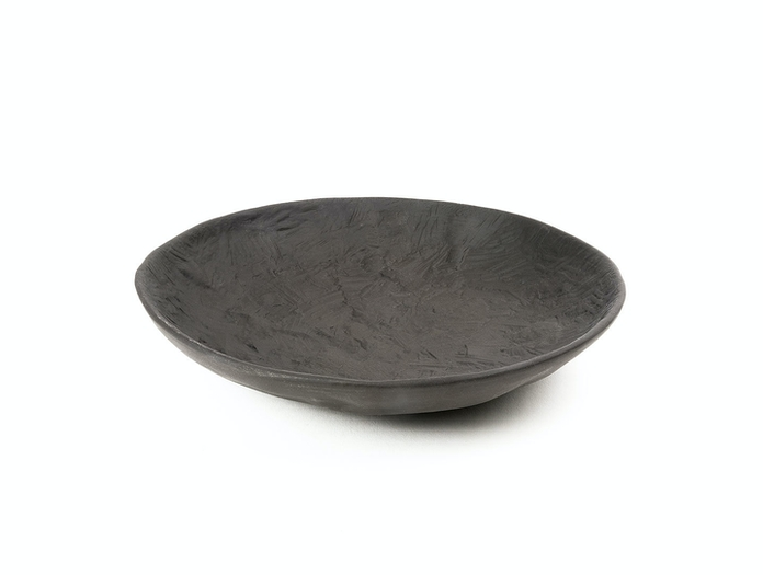 1882 Ltd Crockery Black Platter wb medium Max Lamb