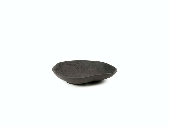 1882 Ltd Crockery Black Platter wb small Max Lamb