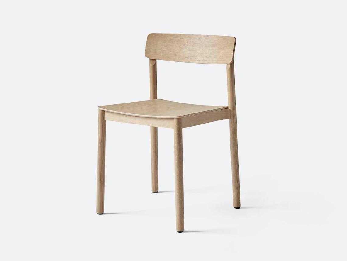 And Tradition TK2 Betty Wood Chair Oak Thau Kallio