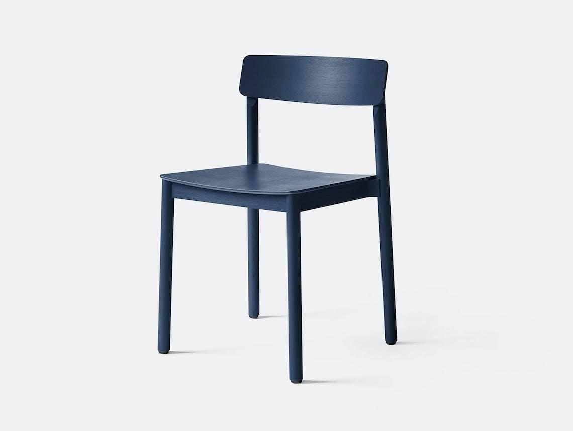 And Tradition TK2 Betty Wood Chair Twilight Thau Kallio