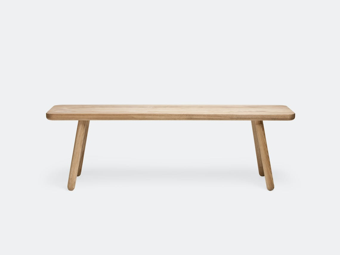 Another Country Bench One Oak L 140cm