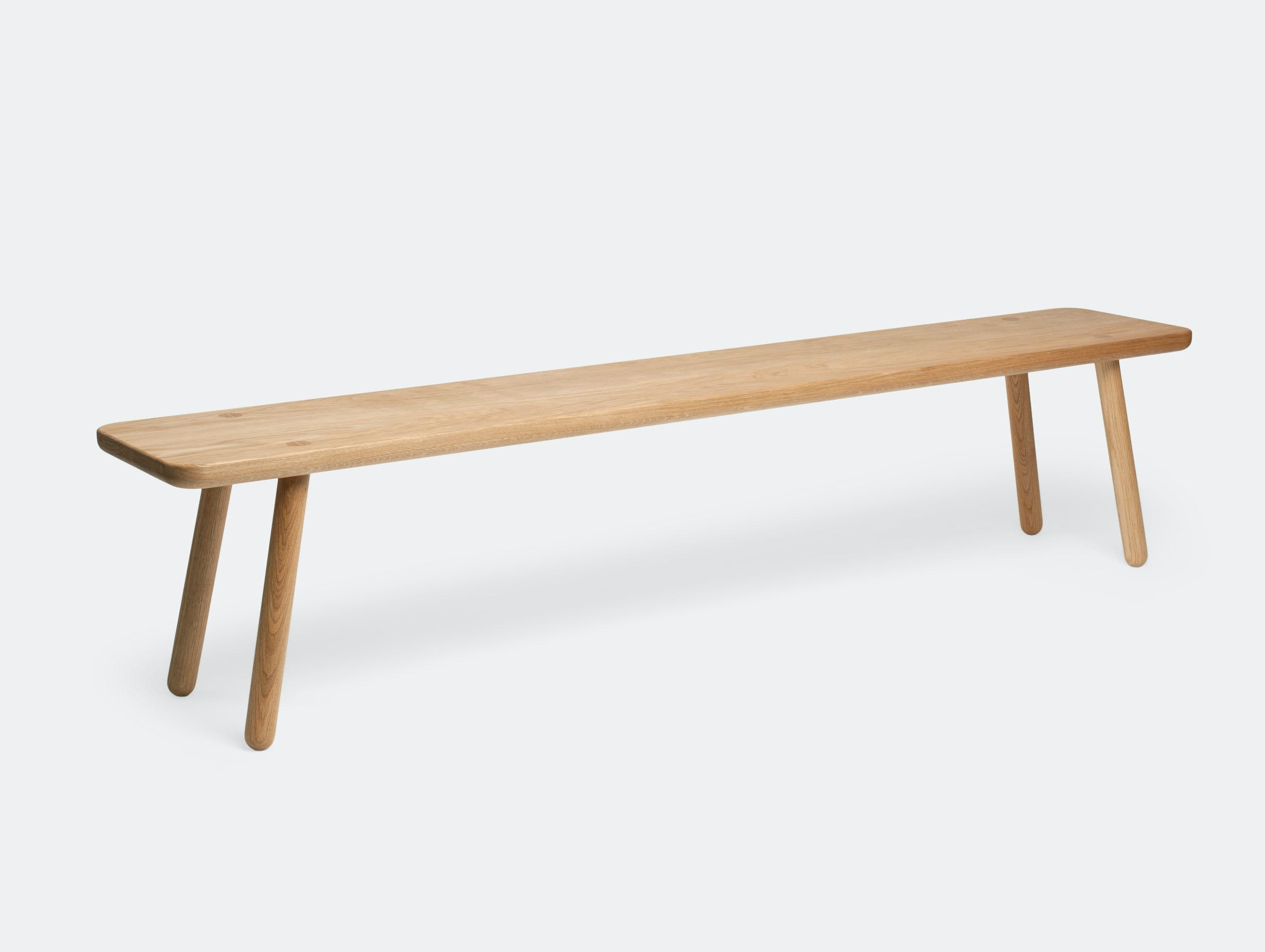 Another Country Bench One Oak L 200 cm