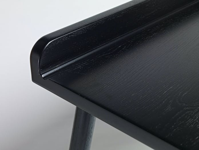 Another Country Desk One Black Ash detail 1