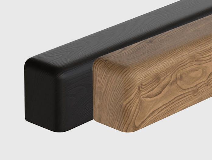 Anour I Model Wood Pendant Light detail
