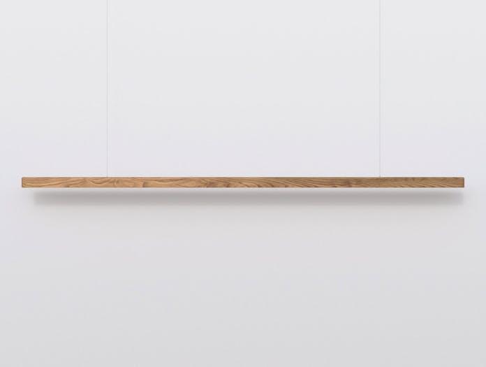 Anour I Model Wood Pendant Light oak 2