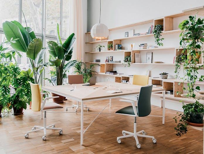 Arper Kinesit task chair Private Office