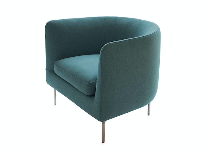 Bensen Delta Club armchair