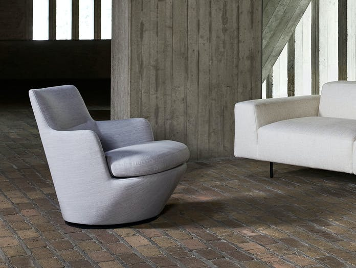 Bensen Lo Turn Lounge Chair