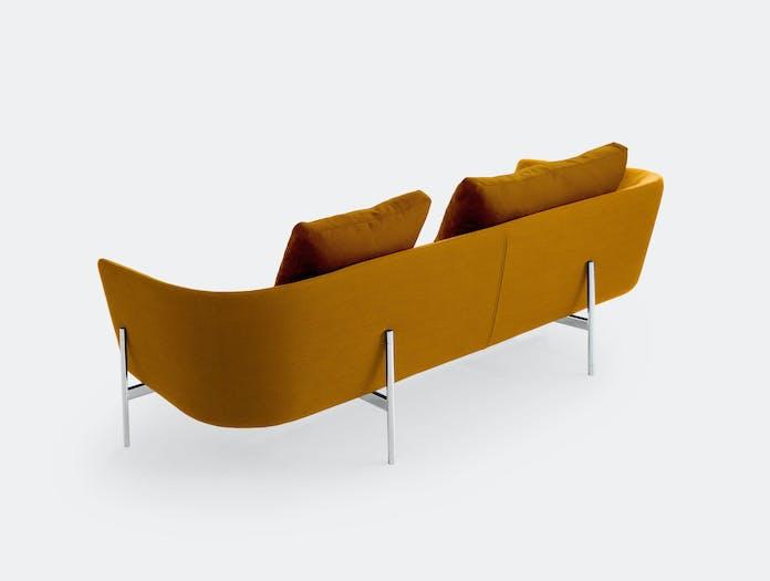 Bensen Loft Sofa Ochre Back