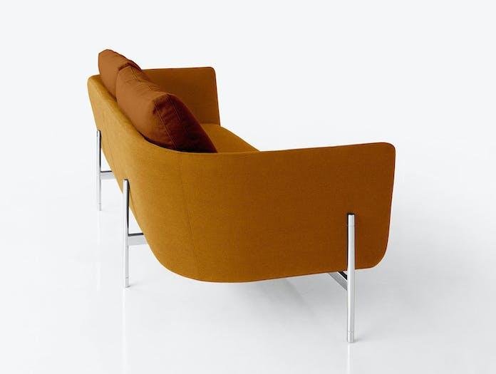 Bensen Loft Sofa Ochre Side
