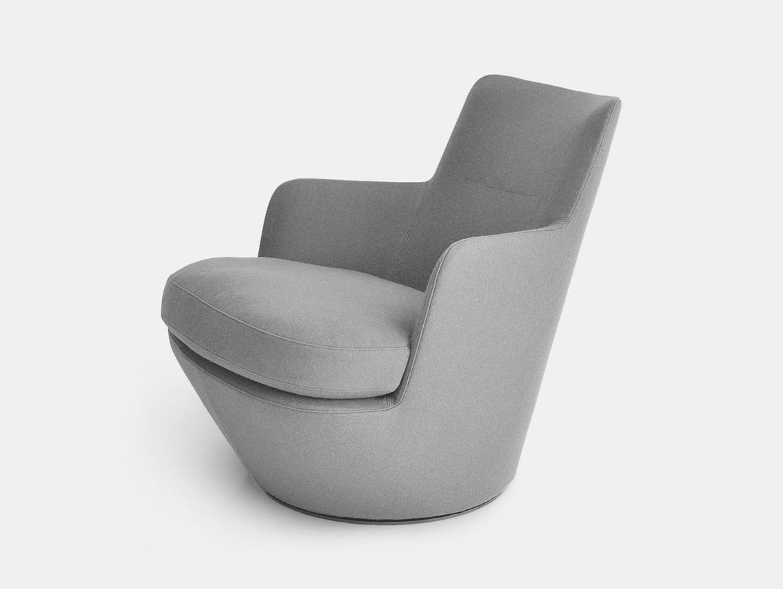 Bensen Lo Turn Lounge Chair L