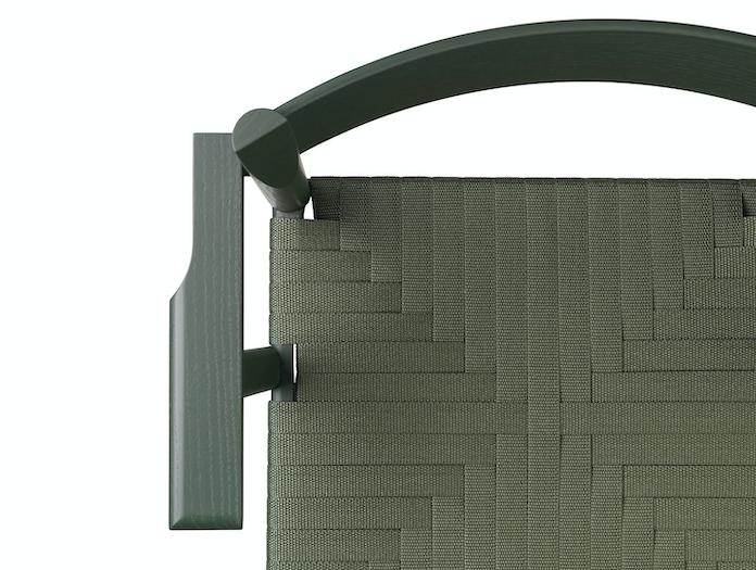 Brdr Kruger F Armchair ash green detail 1 Rasmus Baekkel Fex