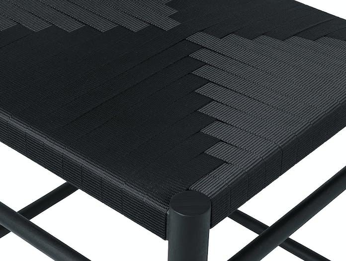 Brdr Kruger F Side Chair ash black detail Rasmus Baekkel Fex