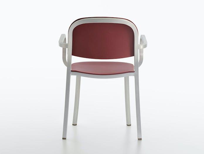 Emeco 1 Inch Armchair back Jasper Morrison