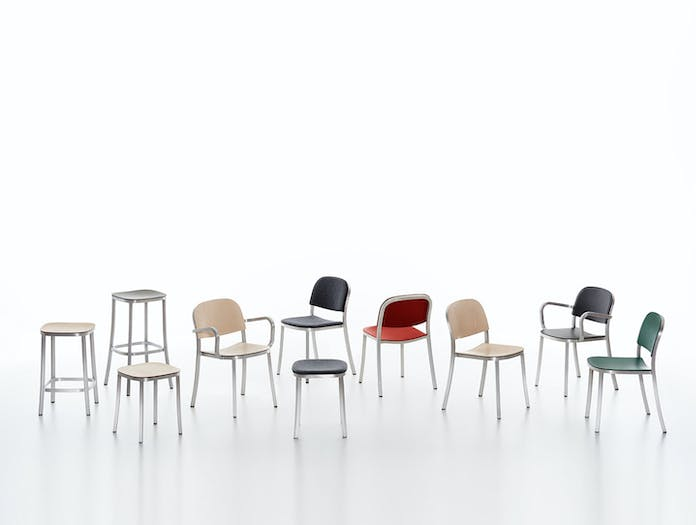 Emeco 1 Inch Collection Jasper Morrison