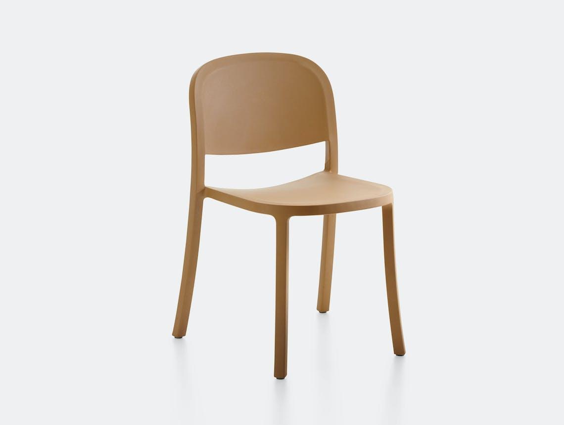 Emeco 1 Inch Reclaimed Chair Sand Jasper Morrison