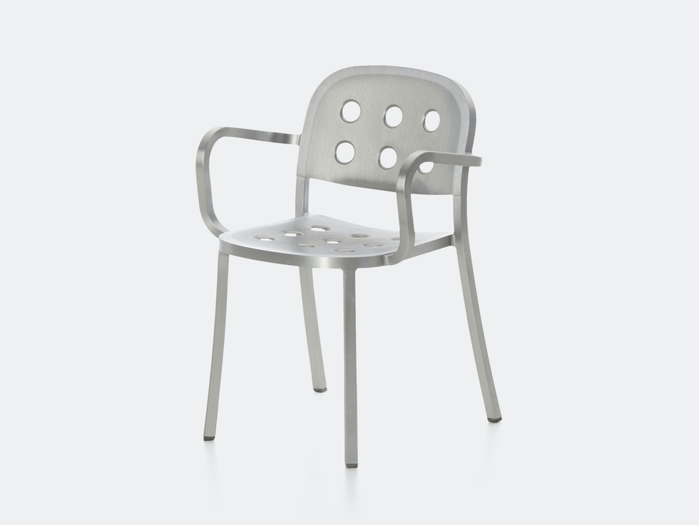 1 Inch All Aluminium Armchair image