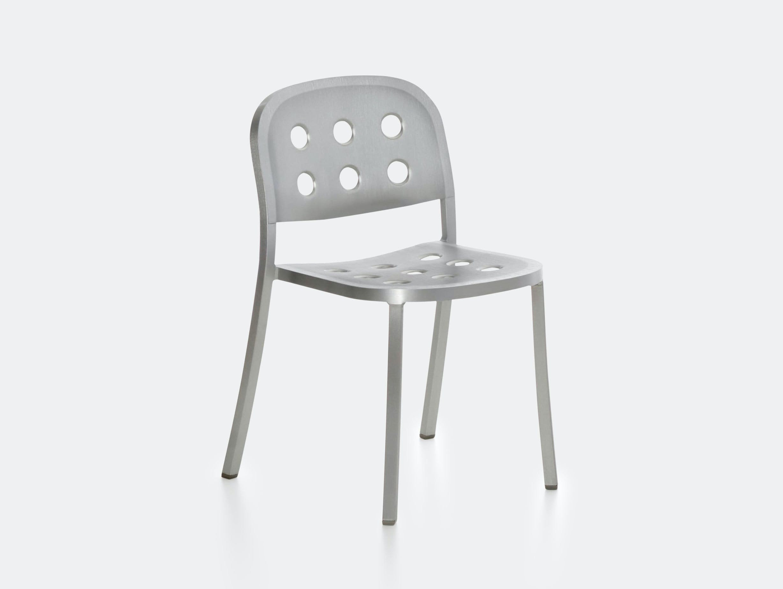 Emeco 1 inch all aluminium chair 1 jasper morrison