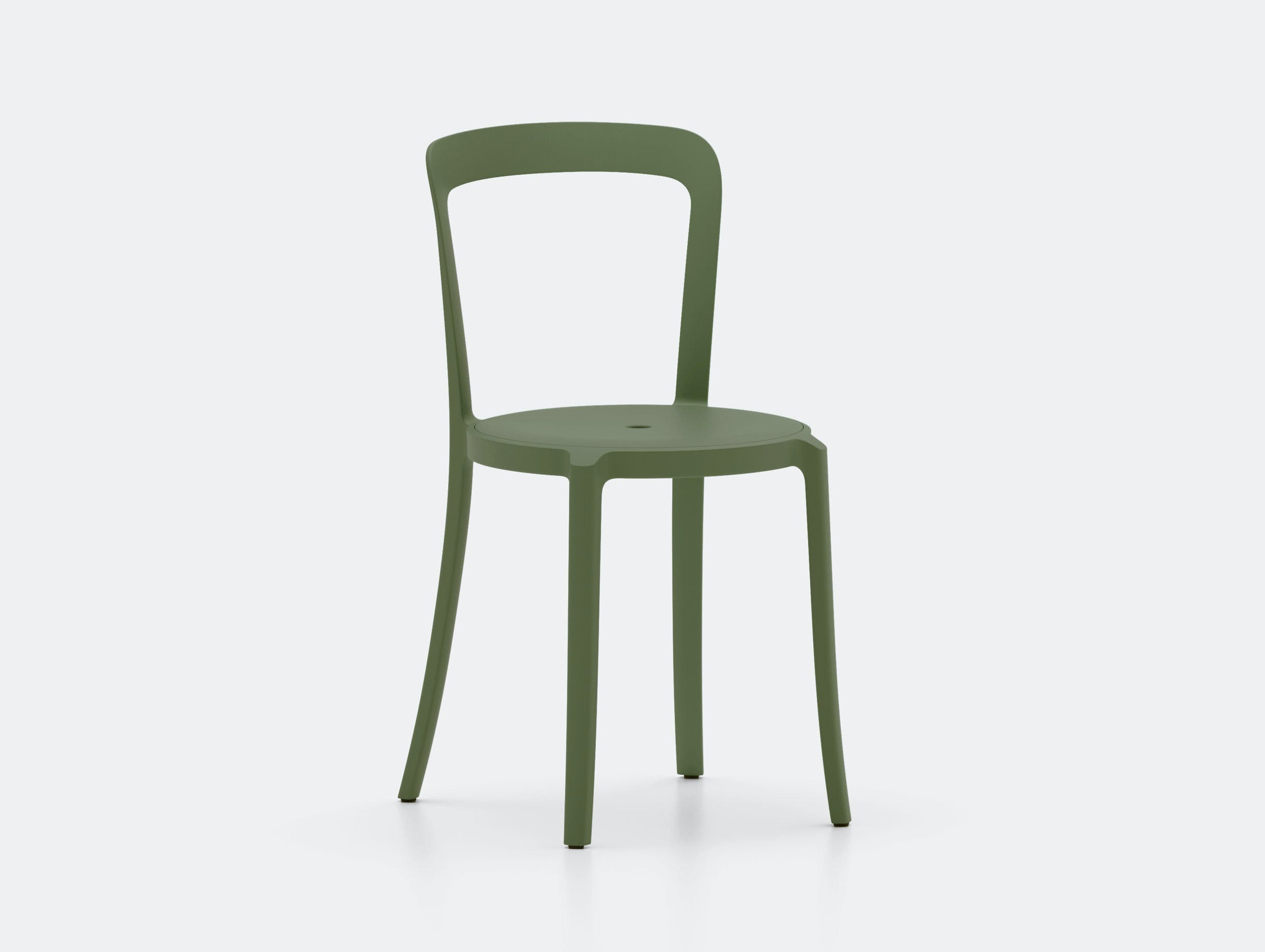 Emeco On and On Chair green Edward Barber Jay Osgerby