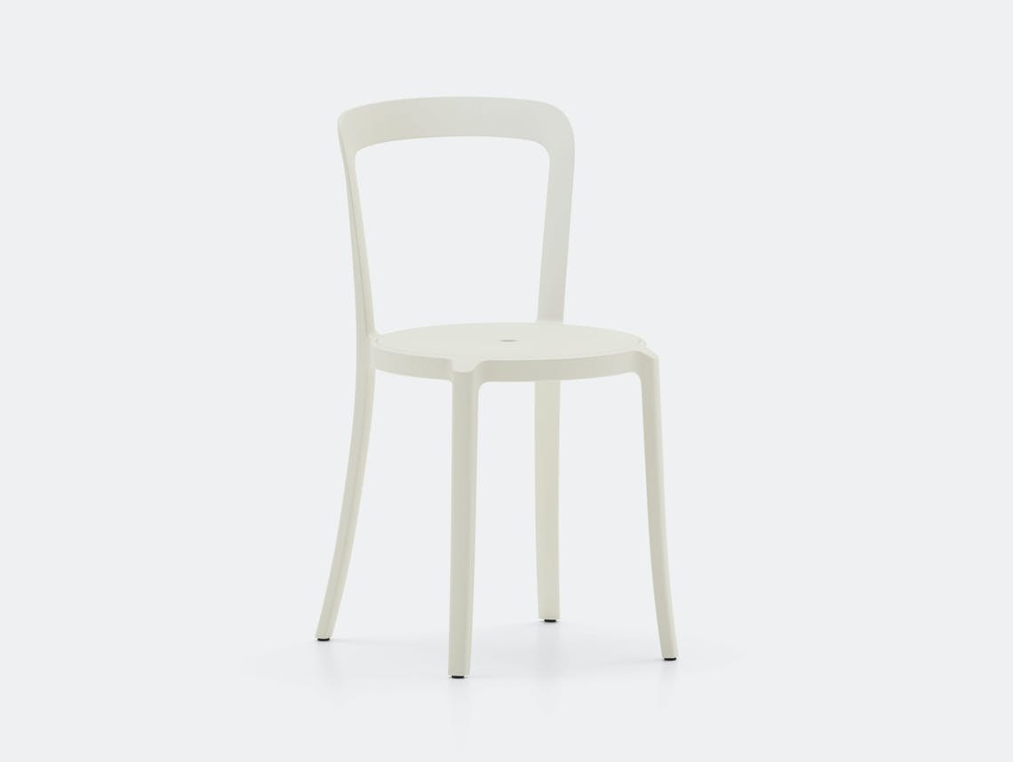 Emeco On and On Chair white Edward Barber Jay Osgerby