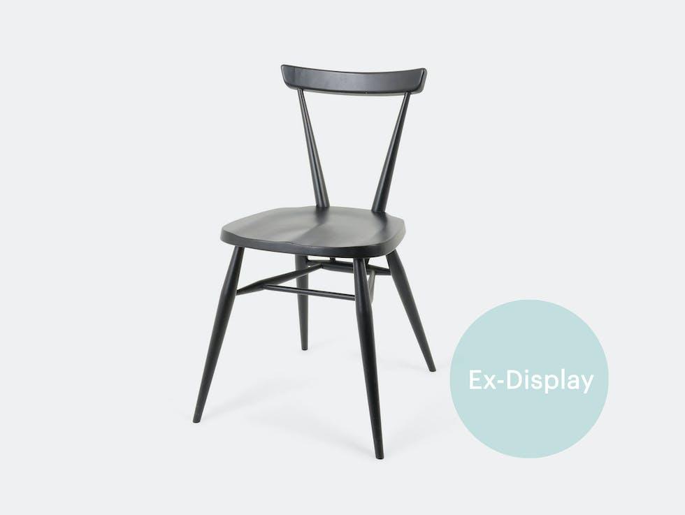 Originals Stacking Chair, black / 39% off at £270 image