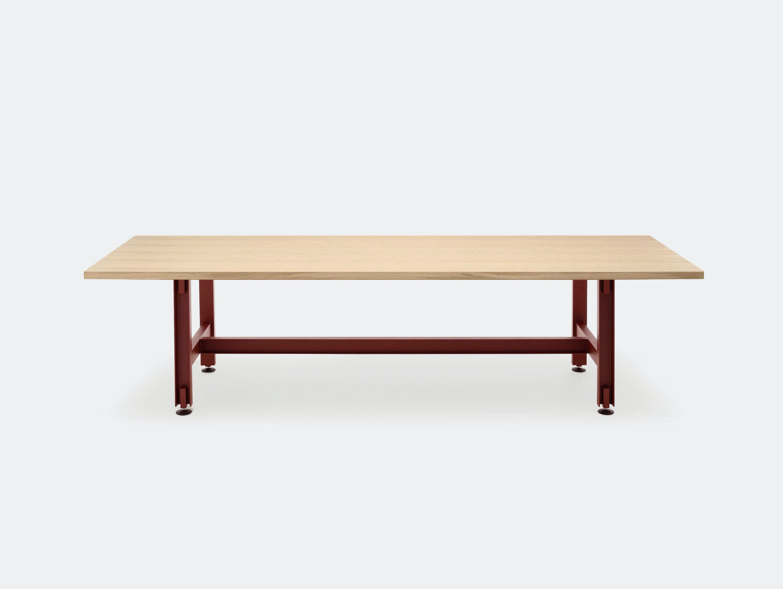 Established and Sons Beam Table oak 2 Konstantin Grcic