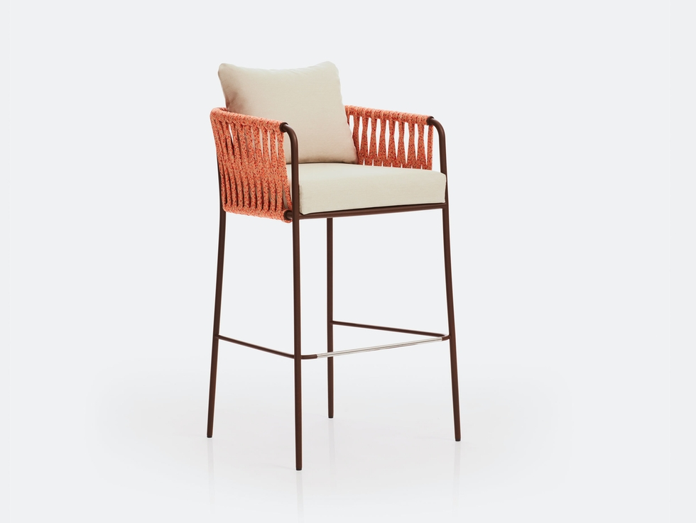 Nido Bar Stool image