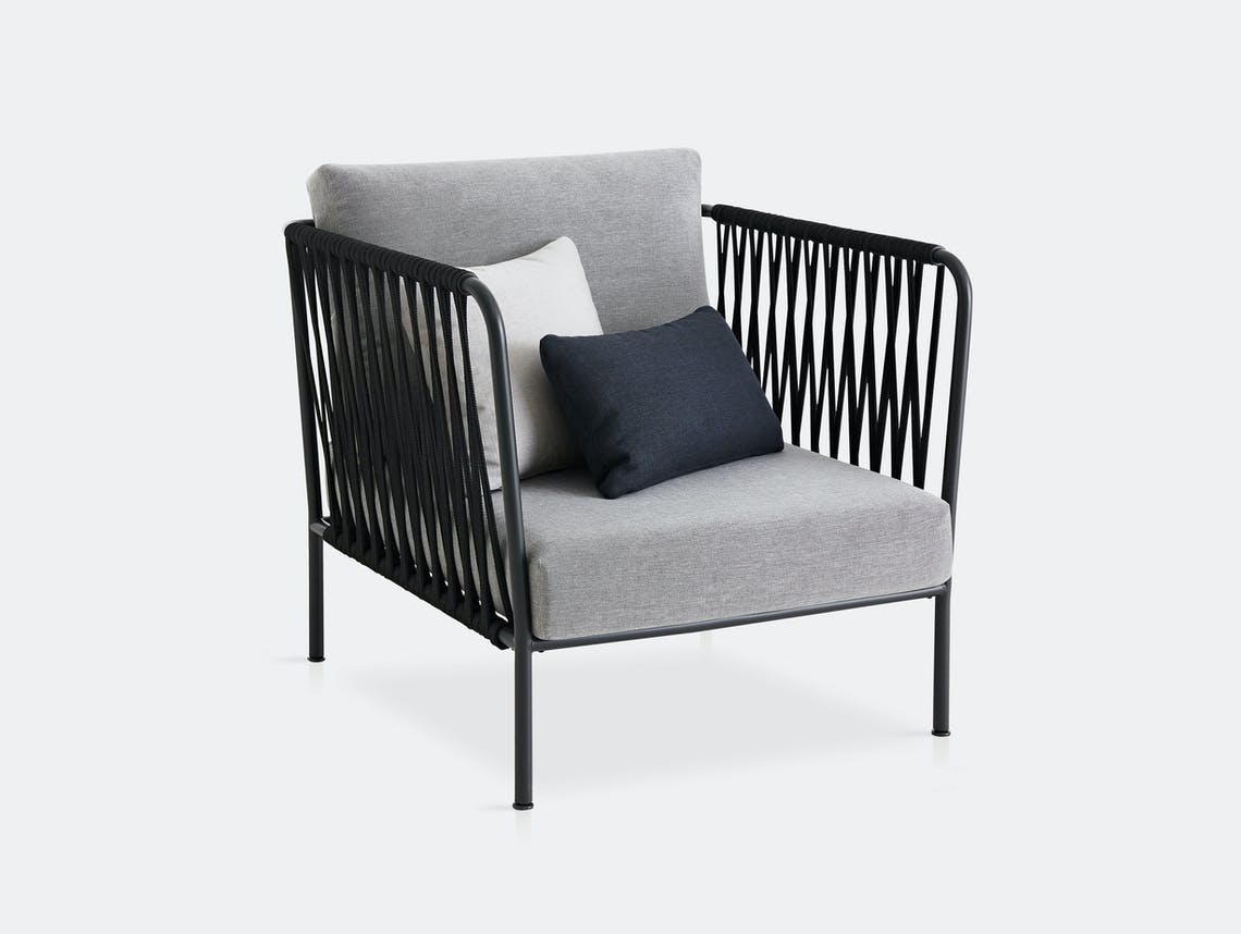Expormim Nido Lounge Chair Javier Pastor
