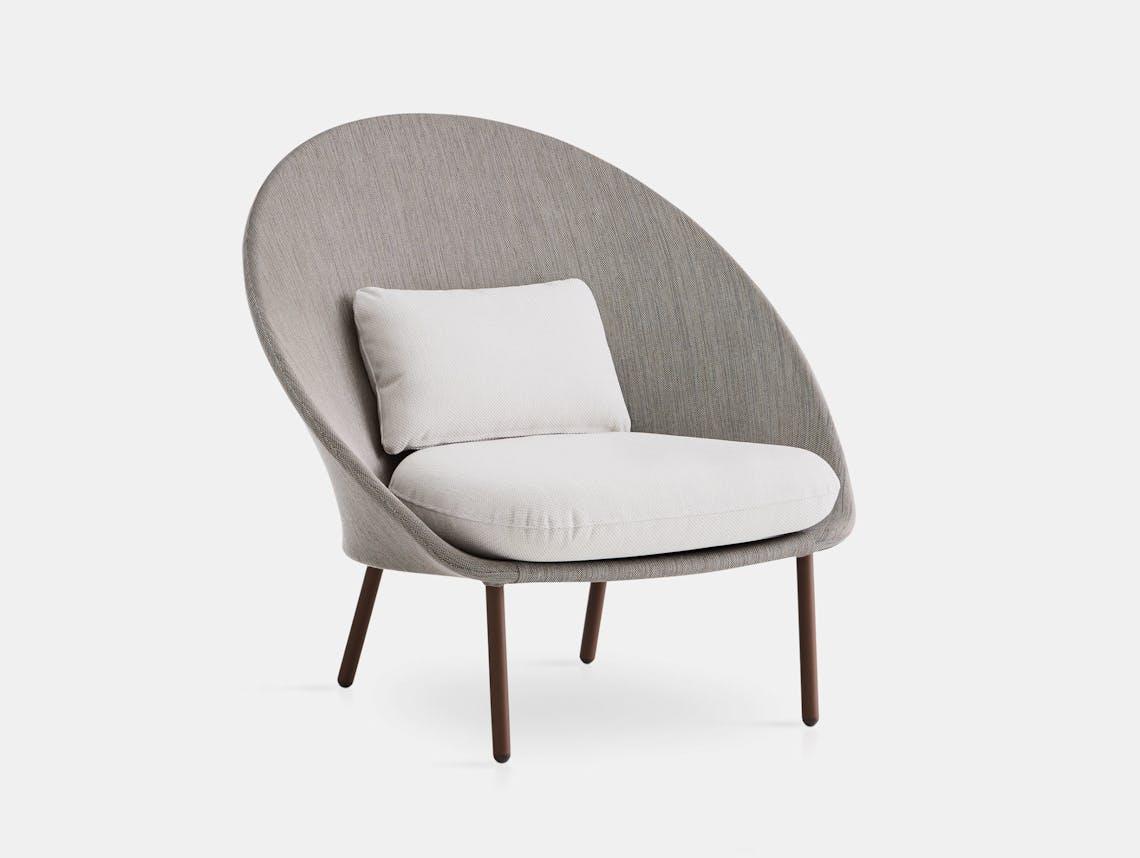 Expormim Twins Low Armchair 2 Mut Design
