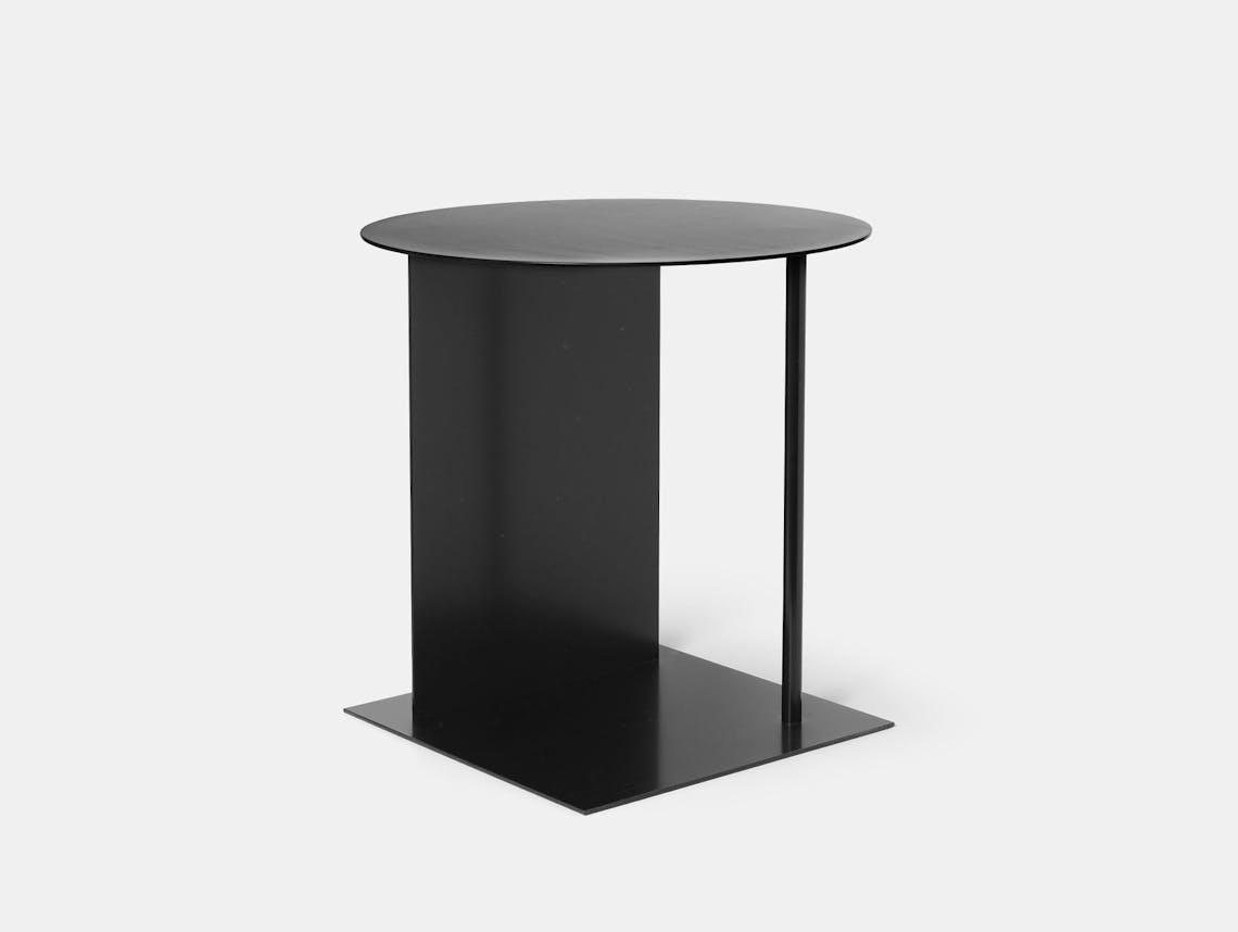 Ferm Living Place Side Table Black