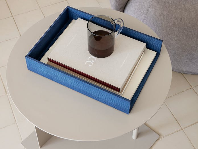 Ferm Living Place Side Table Cashmere 3