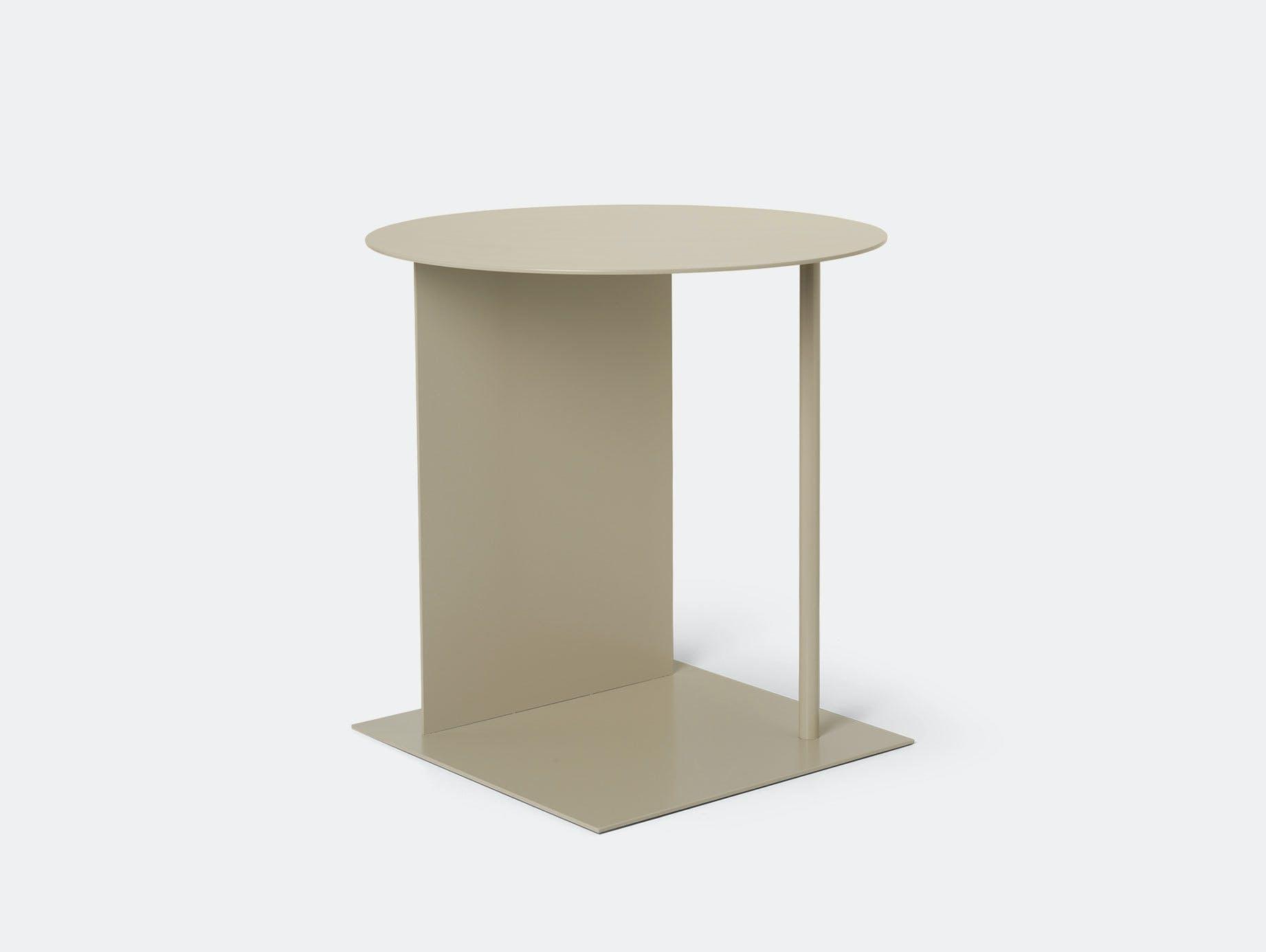 Ferm Living Place Side Table Cashmere