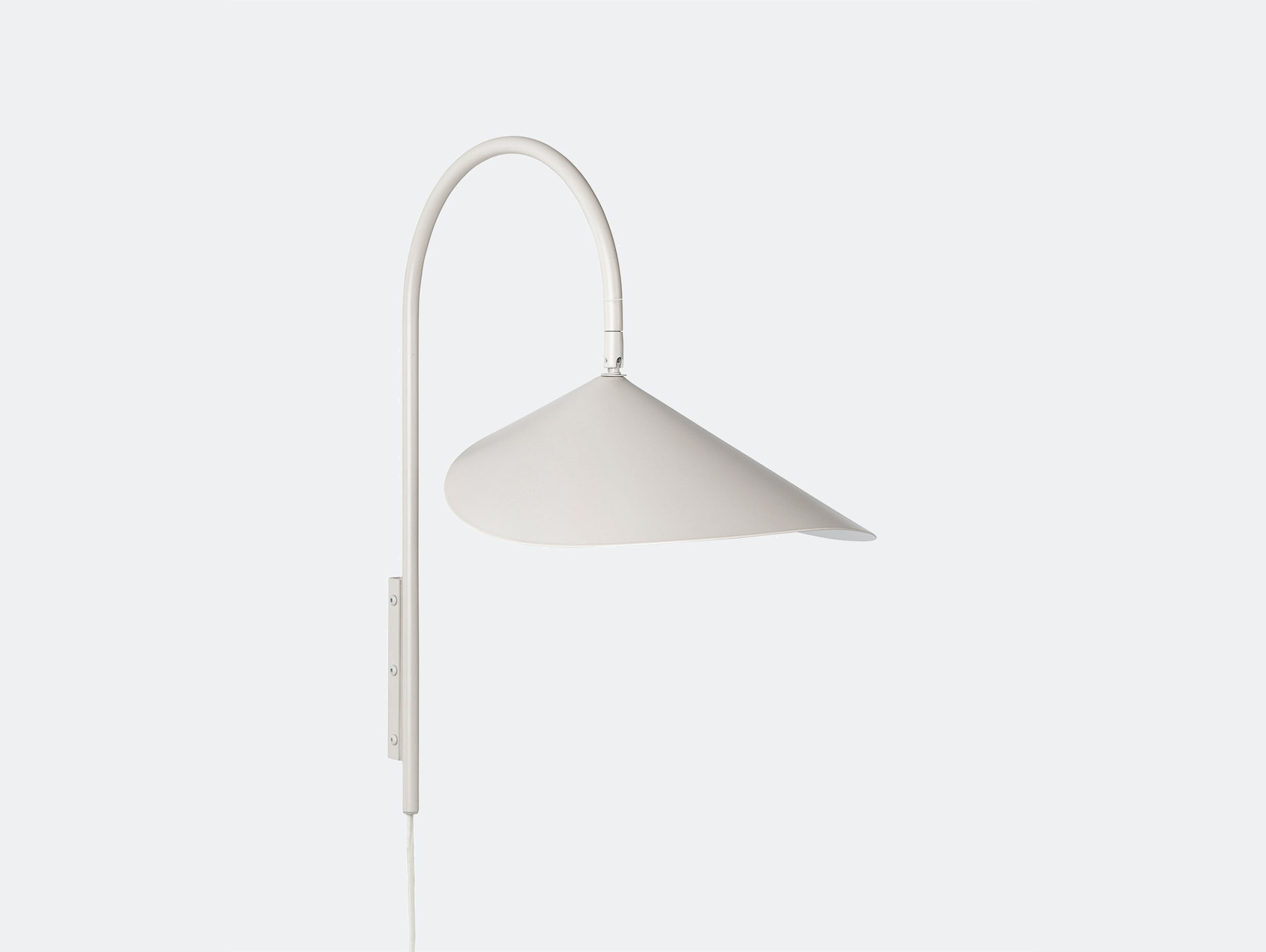Fer living arum small wall lamp cashmere