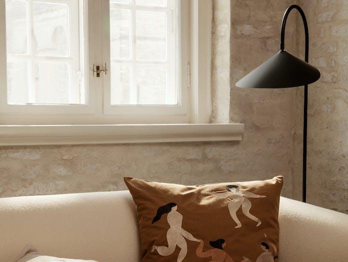 Ferm living arum floor lamp lifestyle 1