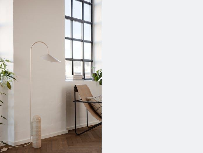 Ferm living arum floor lamp lifestyle 4