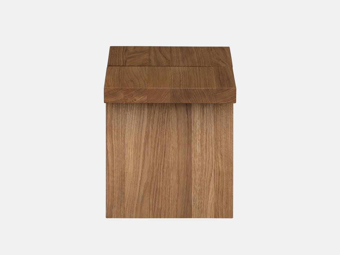 Fogia supersolid object 1 oak stool 2