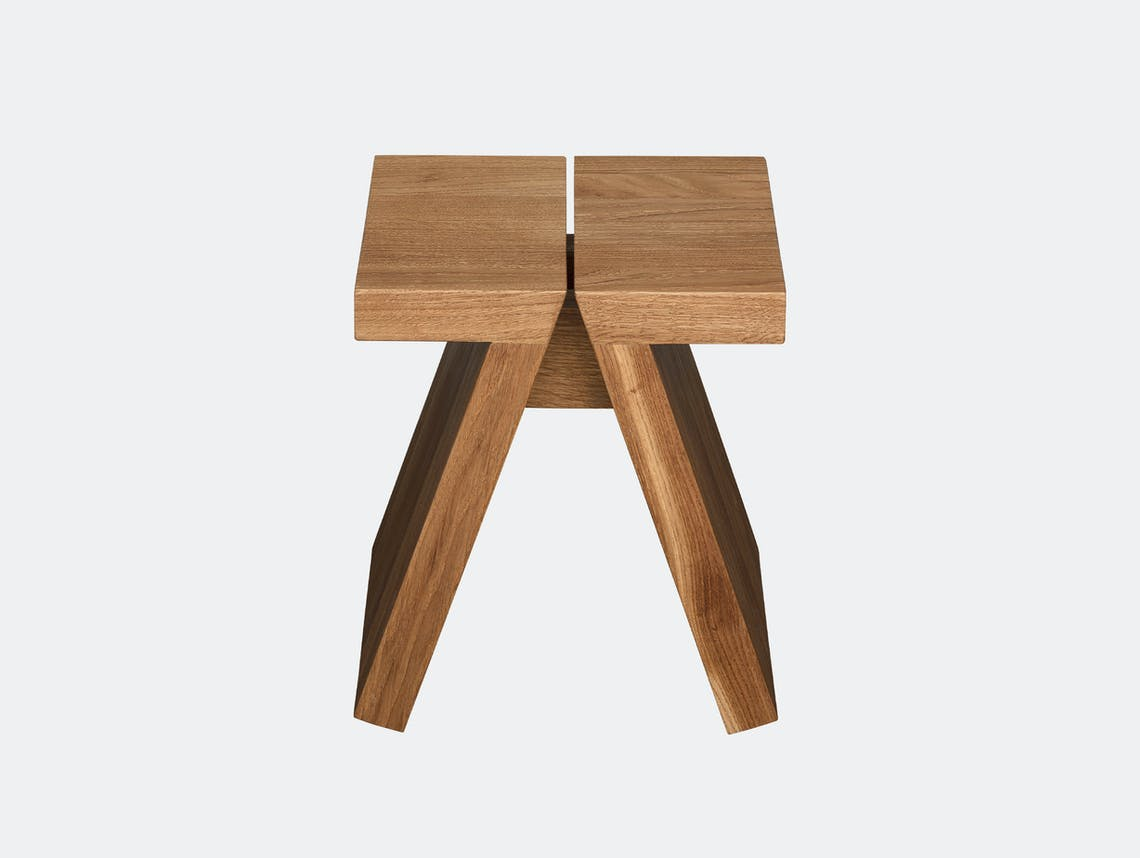 Fogia supersolid object 1 oak stool 3