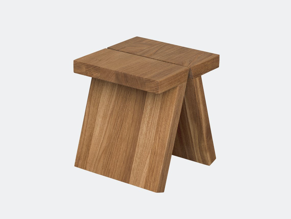 Fogia supersolid object 1 oak stool