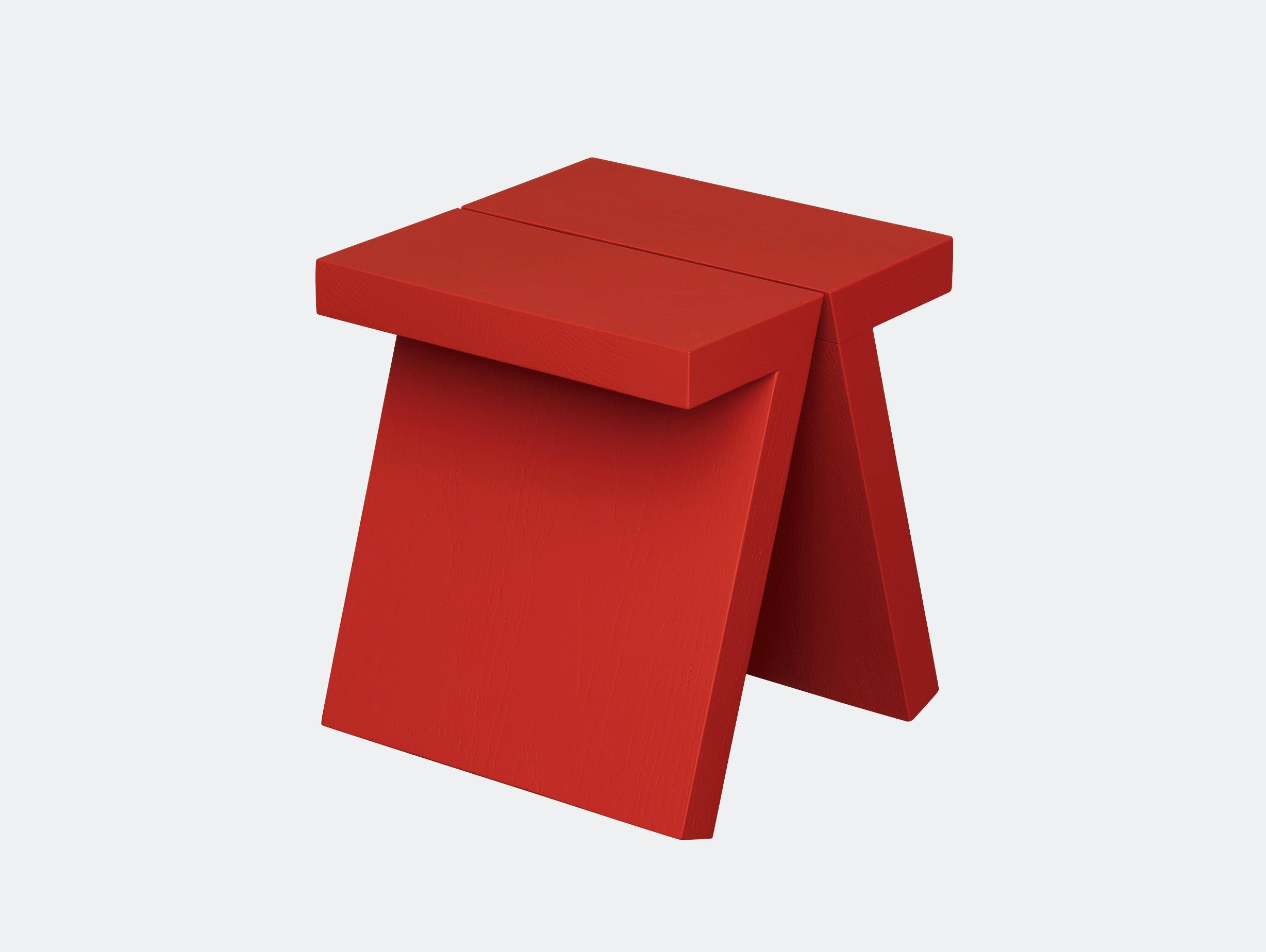 Fogia supersolid object 1 red stool 2