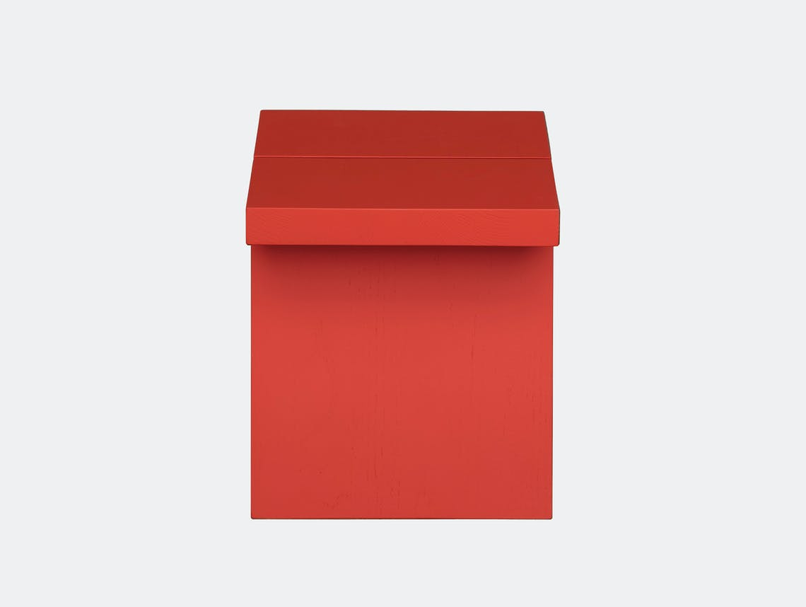 Fogia supersolid object 1 red stool 3