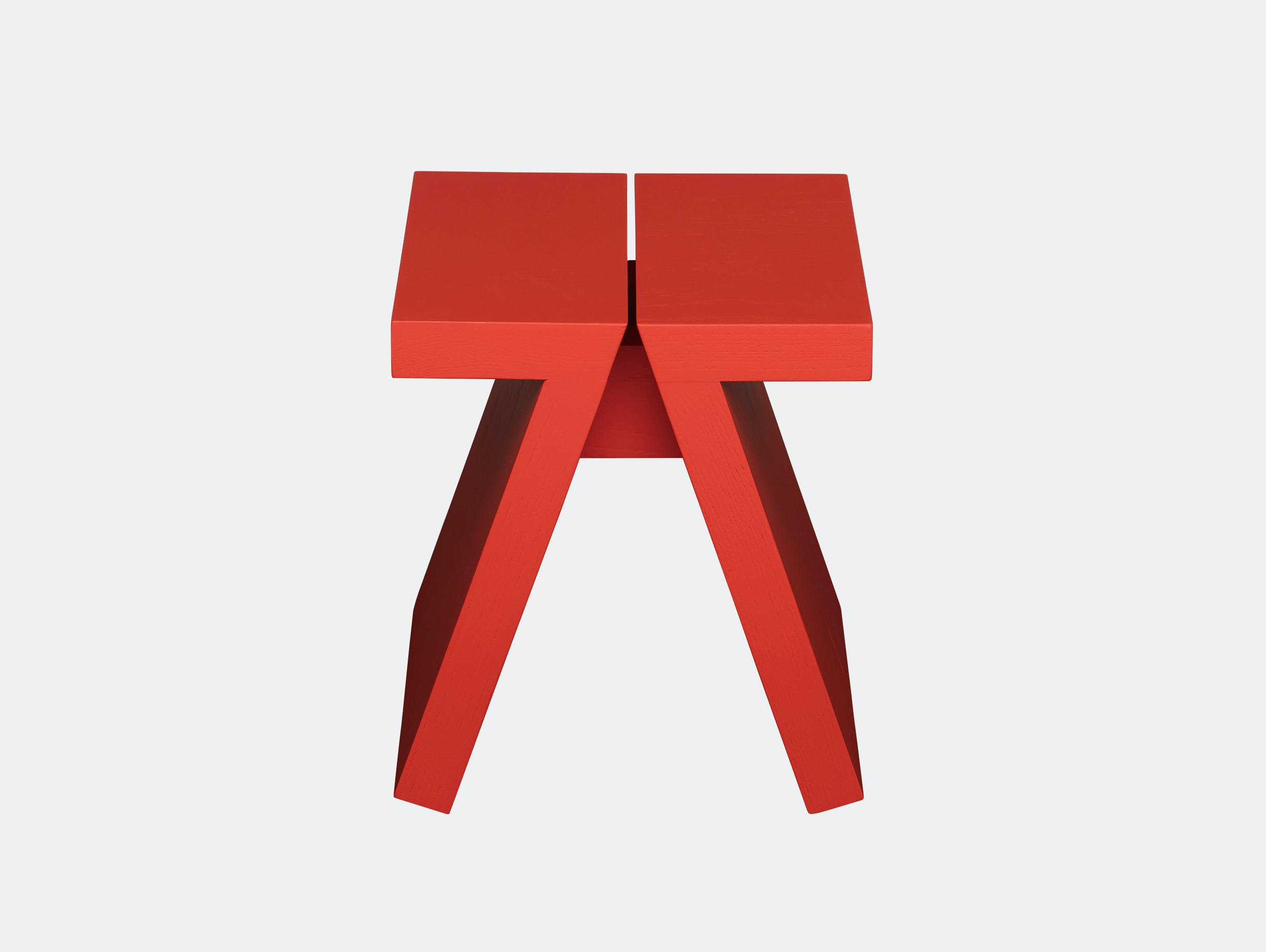Fogia supersolid object 1 red stool