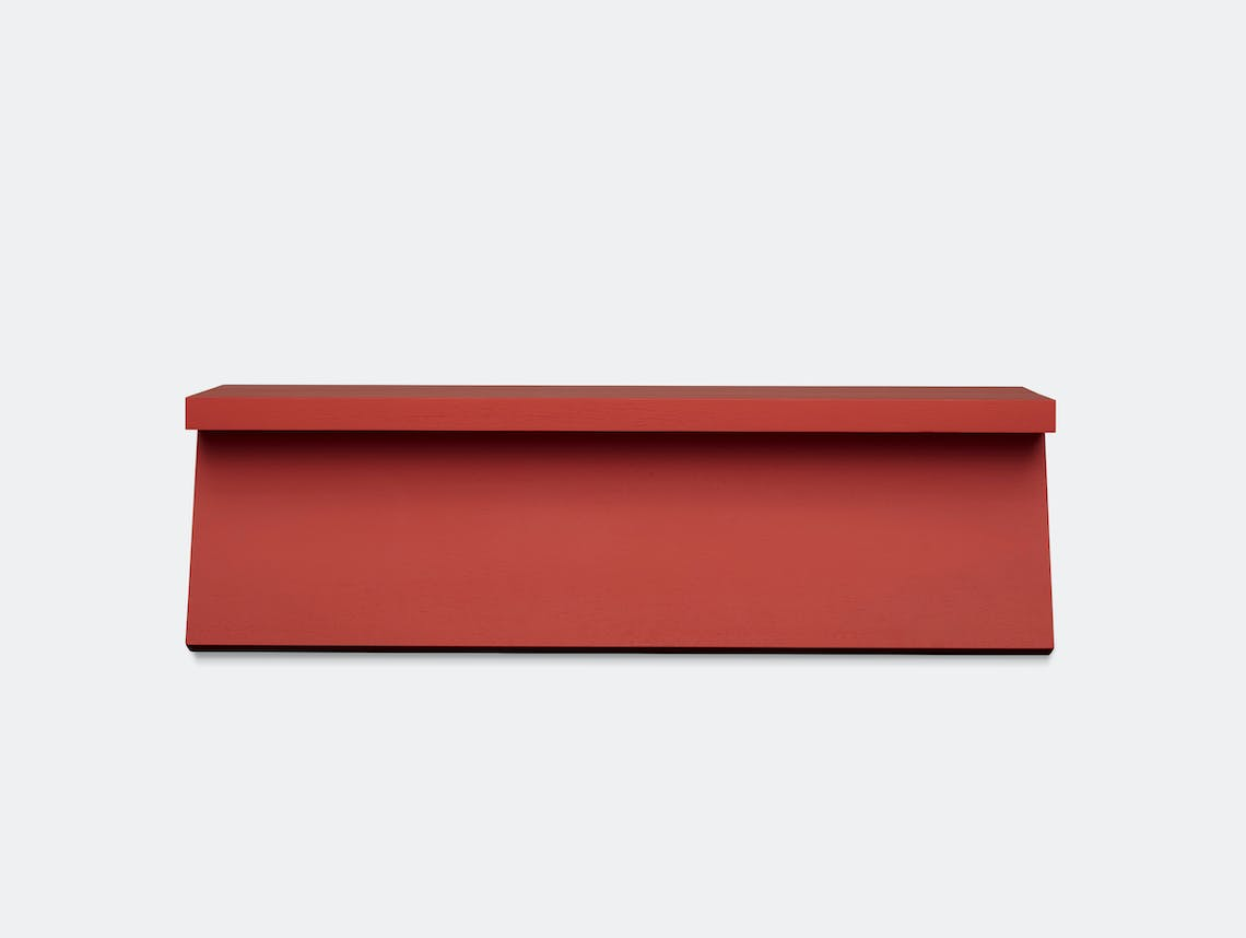 Fogia supersolid object 3 red bench 2
