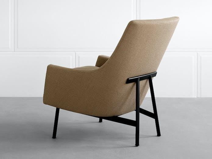 Fredericia A Chair Metal Base 2